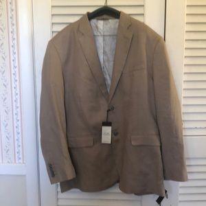 Tasso Elba Linen Sport Coat